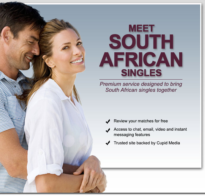 Free internet dating sites in south africa